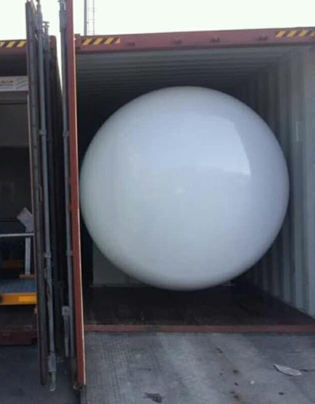 Another 22 m3 Above Ground Lpg Skid tank delivery to Nigeria 05.03.2019 EN Design