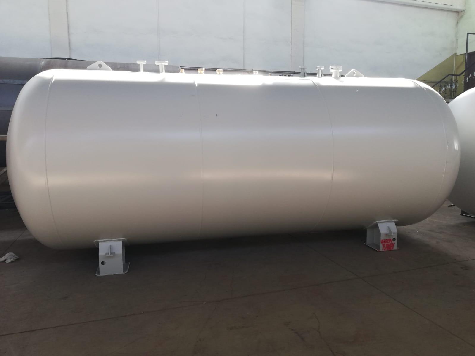 ETTGAS 20 M3 LPG STORAGE TANK UNDERGROUND WE SENT BANGLADESH